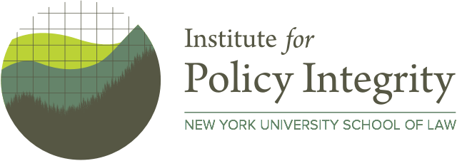 Institute for Policy Integrity: Social Cost of Carbon
